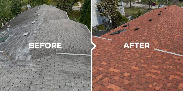 Hinsdale: Before and After