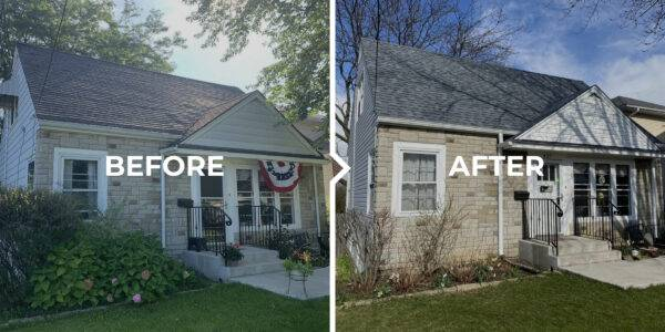 Lemont: Before and After