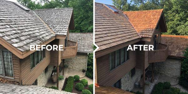 Homer Glen: Before and After